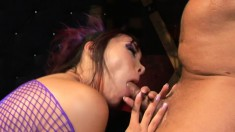 Katsuni gets fucked in the ass and a wave of pleasure invades her body