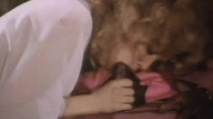 Wild orgy with everything you want to see in this classic porn movie