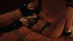 Mandi Slade And Sin D Are Into Bondage And Torture With A Little Foreplay