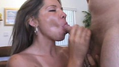 Sexy Slender Wife With Lovely Titties Gets Pounded In Every Position