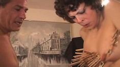 Milf Kassy Loves Pain And He Gives Her All Of It She Can Handle