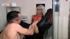 German Amateur Milf Spanked And Fisted By Zorro