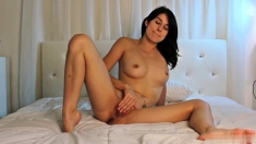 Big Taco Teen Hottie Plays With Toys For Solo Satisfaction