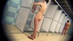 Voyeur Pay Shower Room