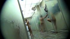 Reality Show Shower Boner