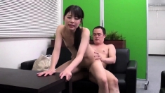 Amateur hardcore asian